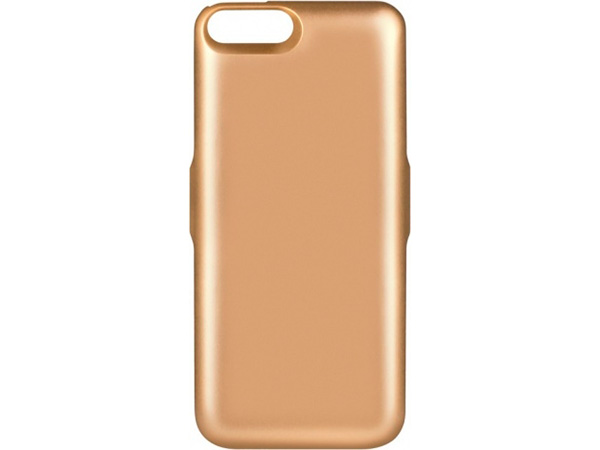 Аккумулятор-чехол для iPhone 6 Plus/6s Plus/7 Plus DF iBattery-18s (gold)