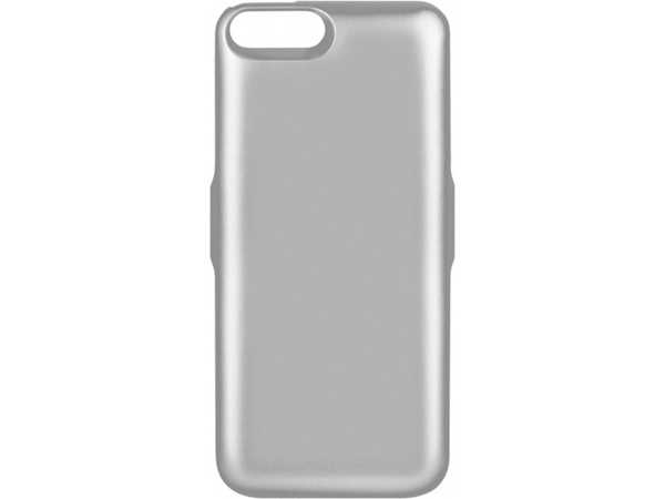 Аккумулятор-чехол для iPhone 6 Plus/6s Plus/7 Plus DF iBattery-18s (silver)