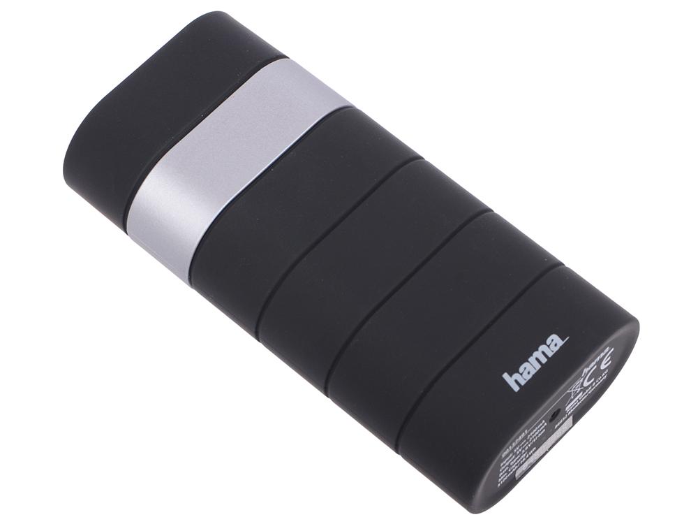 Портативный аккумулятор Hama Joy Li-Ion 5200мАч черный 00137491