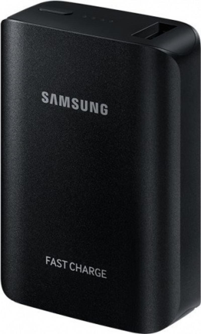 Портативное зарядное устройство Samsung EB-PG930BBRGRU 5100mAh 2A USB черный