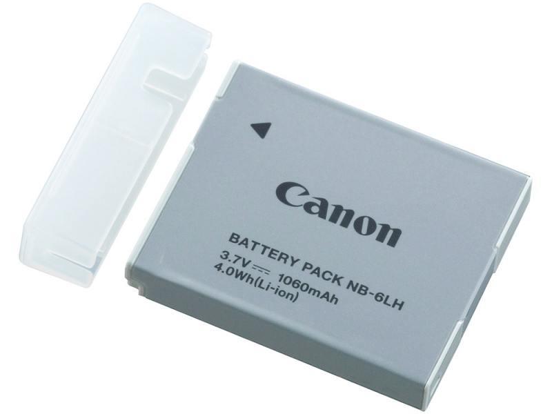 Аккумулятор Canon NB-6LH 3.7V 1060mAh для PowerShot D10/D20 игра мозаика с аппликацией медовая сказка d10 d15 d20 105 5 цв 6 аппл 2 поля