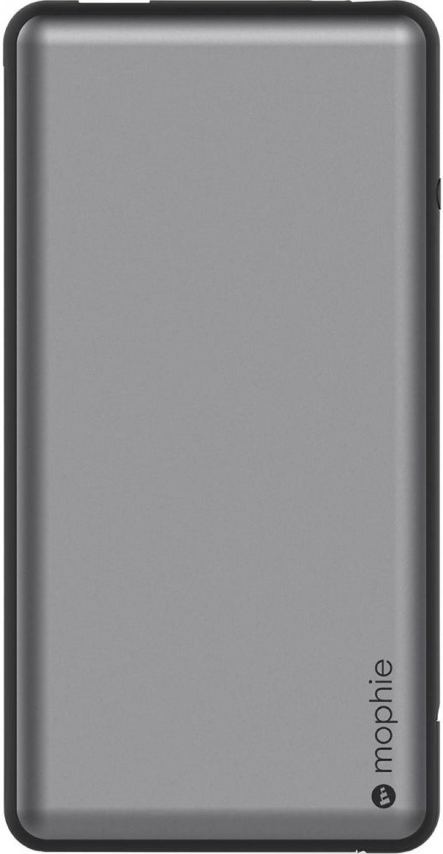 Портативное зарядное устройство Mophie PowerStation XL 12000мАч серый 3462 стоимость