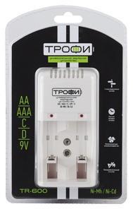 Зарядное устройство Трофи TR-600 универсальное 6/24/576 зарядное устройство трофи tr 600