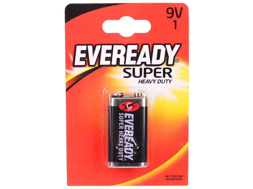 Батарейки Energizer Carbon Zinc Eveready 522/9v 1шт. (637065)