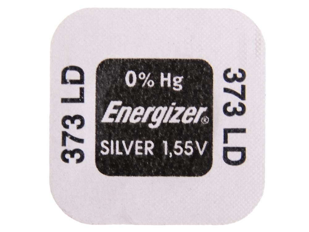 Батарейки Energizer Silver Oxide 373 1шт. (635323/E1091901)
