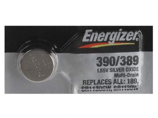 Батарейки Energizer Silver Oxide 390/389 1шт. (637346)