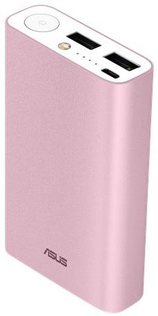 Портативное зарядное устройство Asus ZenPower ABTU011 10050мАч розовый 90AC0180-BBT025 портативное зарядное устройство asus zenpower abtu011 10050мач розовый 90ac0180 bbt025