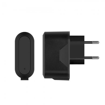 Сетевое зарядное устройство Prime Line USB, 1A, черный