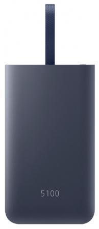 Портативное зарядное устройство Samsung EB-PG950CNRGRU 5100mAh универсальный USB Type-C синий зарядное устройство eb peak ni xx en3 220d 35w c 3a