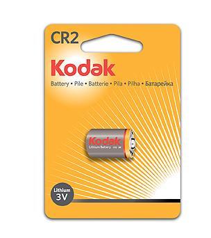 Батарейка Kodak CR2  KCR2-1 12/72/11592 kodak i2820