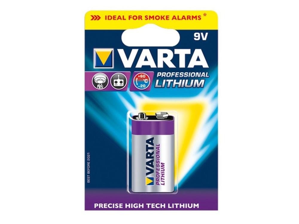 Батарейка Varta Professional 9V 1 шт