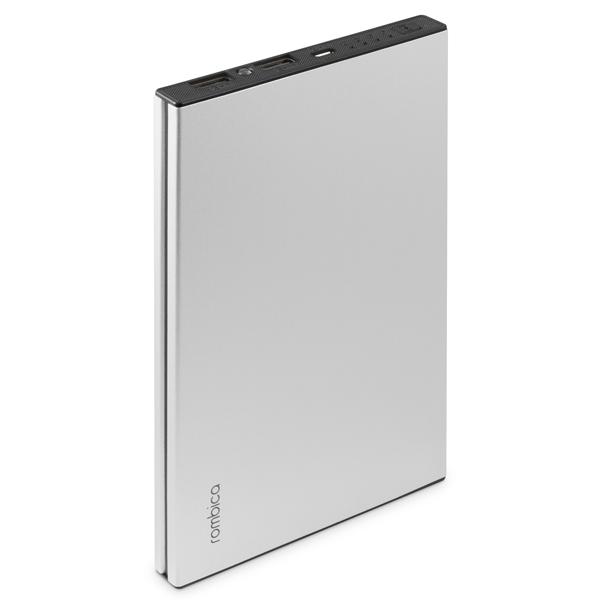 все цены на  Внешний аккумулятор Rombica Neo NS180 18000 mAh Li-polymer  онлайн