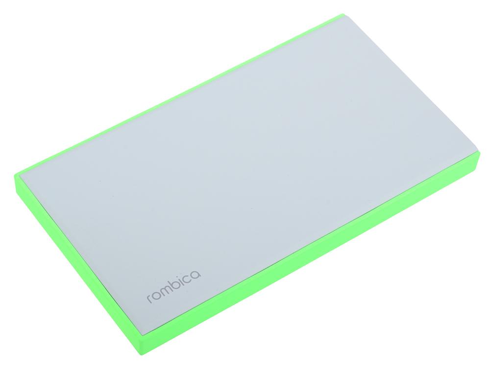 Внешний аккумулятор Rombica Neo NS50L 5000 mAh Li-polymer rombica neo ns100r внешний аккумулятор