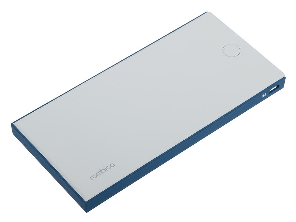Внешний аккумулятор Rombica Neo NS100B 10000 mAh Li-polymer цены онлайн
