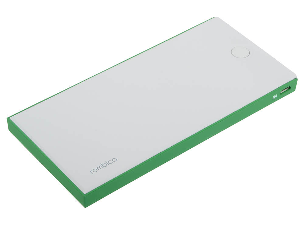 Внешний аккумулятор Rombica NEO NS100G 10000 mAh Li-polymer цены онлайн