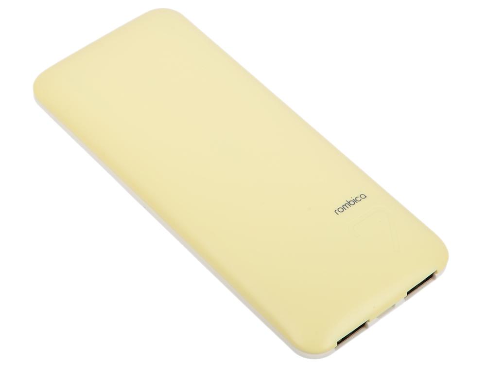 все цены на Внешний аккумулятор Rombica NEO EX70 7000 mAh Li-polymer онлайн