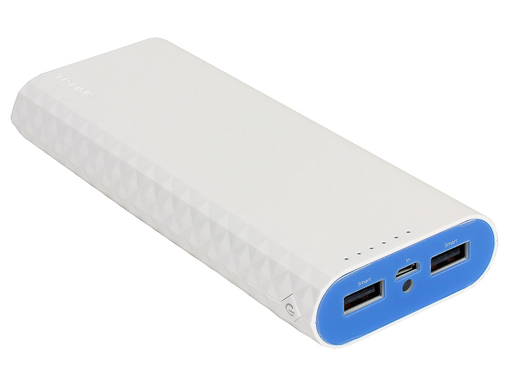 Внешний аккумулятор TP-LINK  TL-PB20100 Портативное зарядное устройство Power Bank на 20100 мАч (серия Ally) принт сервер tp link tl ps110p tl ps110p