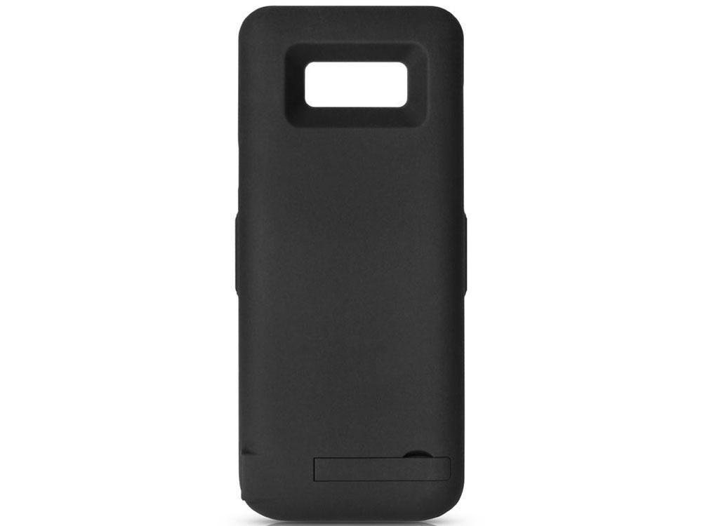 все цены на  Аккумулятор-чехол для Samsung Galaxy S8 Plus DF sBattery-21 (black)  онлайн