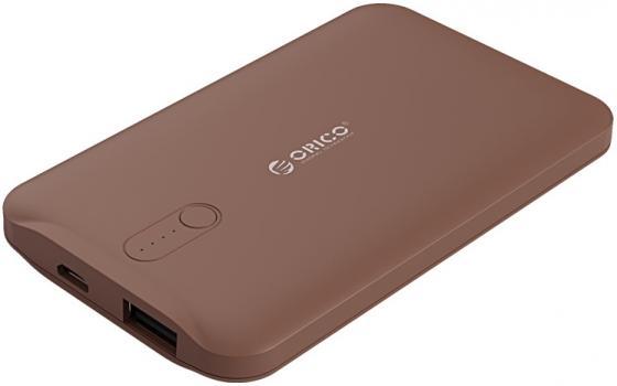 Портативное зарядное устройство Orico LD25 (коричневый) кабель orico orico cer3 10 белый