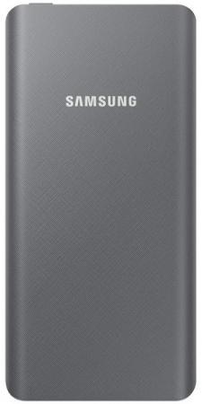 Портативное зарядное устройство Samsung EB-P3000BSRGRU 10000mAh 1xUSB серый аккумулятор samsung 10000mah grey eb p3000csrgru