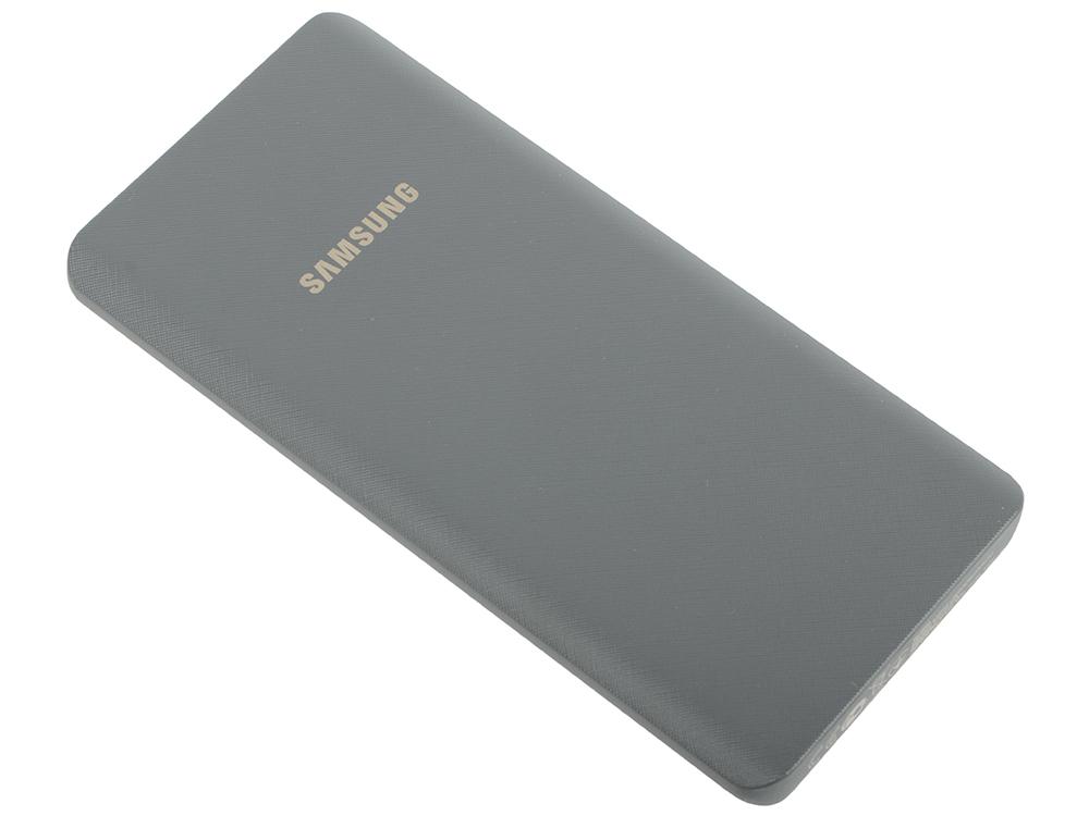 Портативное зарядное устройство Samsung EB-P3020BSRGRU 5000mAh 1xUSB серый внешний аккумулятор samsung eb pg930bbrgru 5100mah черный