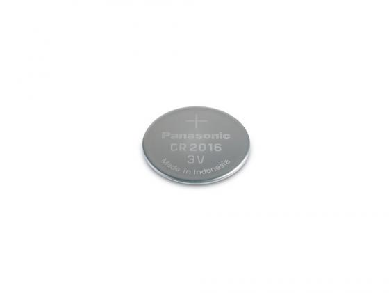 Батарейки CR2016 Panasonic 3W 90mAh 1шт батарейки duracell dl2016 cr2016 display 3v lithium b1 1шт