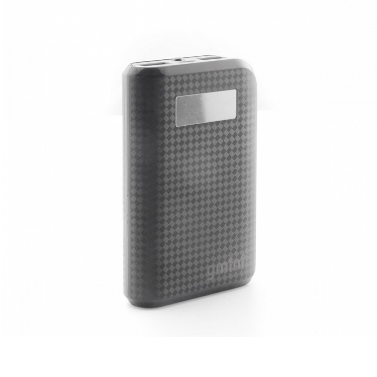 Внешний аккумулятор Gmini Carbon Series GM-PB-80TC Black , 7800mAh цена