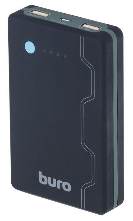 Портативное зарядное устройство Buro RA-13000-QC3.0 13000мАч черный все цены