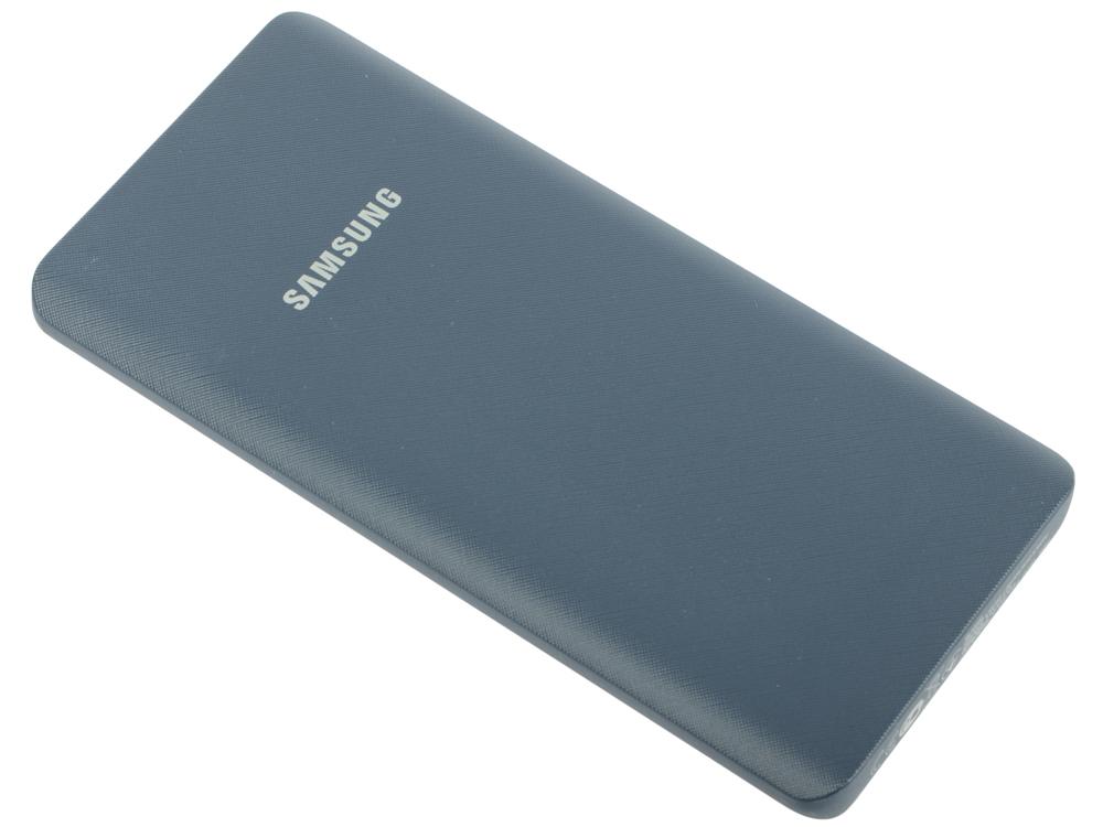 Портативное зарядное устройство Samsung EB-P3020CNRGRU 5000mAh 1xUSB синий портативное зарядное устройство samsung eb pg935 черный