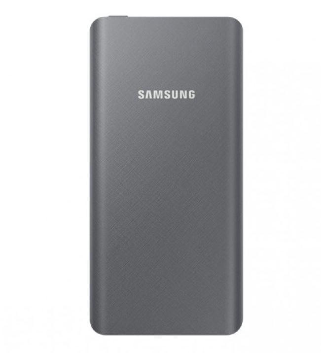 Портативное зарядное устройство Samsung EB-P3020CSRGRU 5000mAh 1xUSB серебристый внешний аккумулятор samsung eb pn930csrgru 10200mah серый