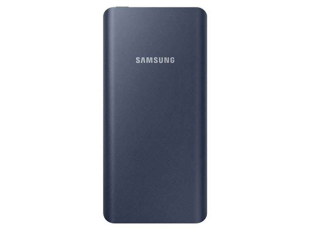 Портативное зарядное устройство Samsung EB-P3000CNRGRU 10000mAh 1xUSB синий внешний аккумулятор samsung eb pn930csrgru 10200mah серый