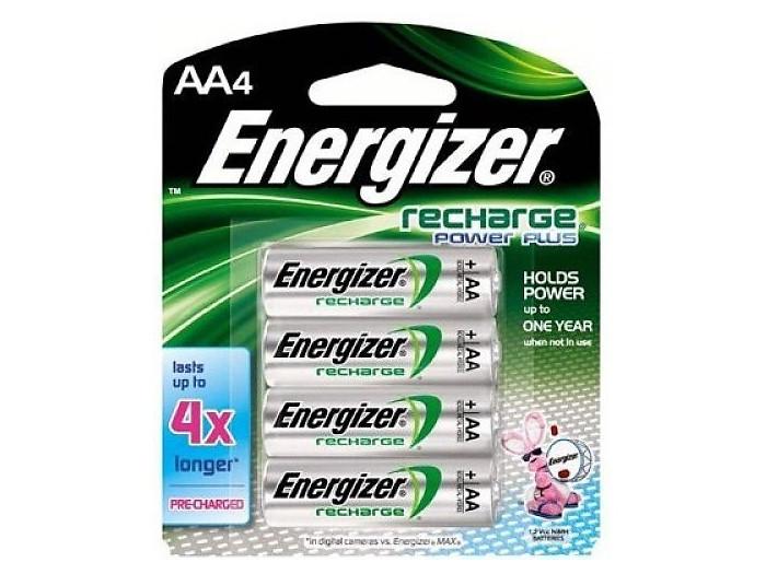 ENERGIZER Аккумулятор Power Plus HR6 тип АА 2000mAh 4шт energizer аккумулятор power plus hr6 тип аа 2000mah 4шт