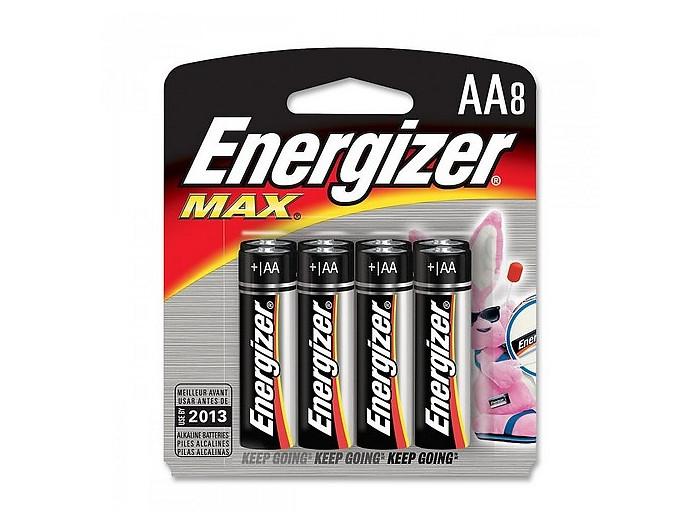ENERGIZER Батарейка алкалиновая MАХ LR6/E91 тип АА 4шт energizer аккумулятор universal тип аа 1300mah 4шт