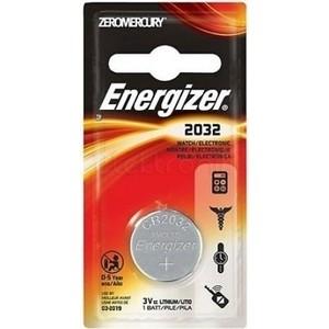 ENERGIZER Батарейка Lithium CR2032 PIP 1шт батарейка energizer miniatures lithium cr2032 2 шт