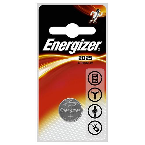 Батарейка Energizer Lithium CR2025 FSB 2шт energizer chvc3 base eu e300320900