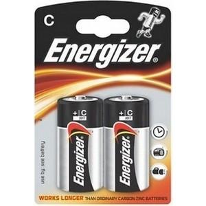 ENERGIZER Батарейка алкалиновая MАХ HR14/E93 тип С 2шт батарейка energizer alkaline power aaa алкалиновая 8 шт