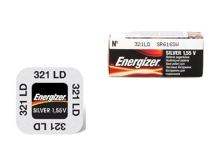 ENERGIZER Батарейка часовая Si...