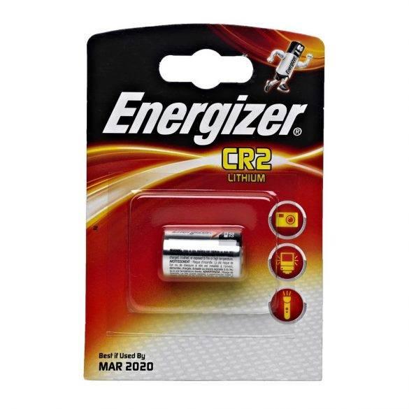 ENERGIZER Батарейка Lithium для фотоаппаратов CR2 1шт батарейка energizer cr2032 bp1 1шт в блистере