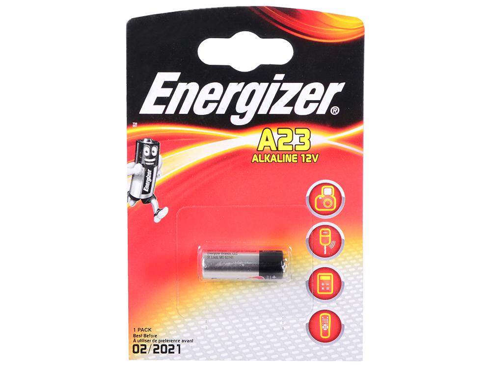 ENERGIZER Батарейка алкалиновая 23А FSB 1шт батарейка energizer e 23a bl1