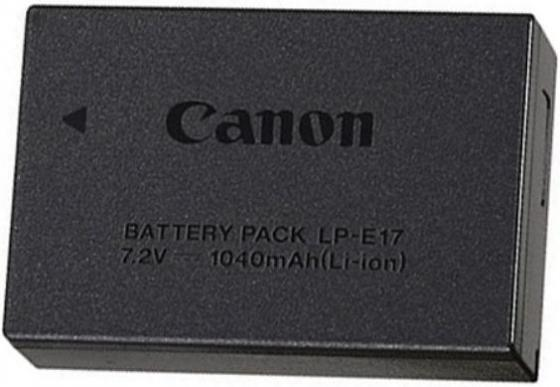 Аккумулятор Canon LP-E17 для EOS 750 760 аккумулятор digicare plc e8 lp e8 для canon