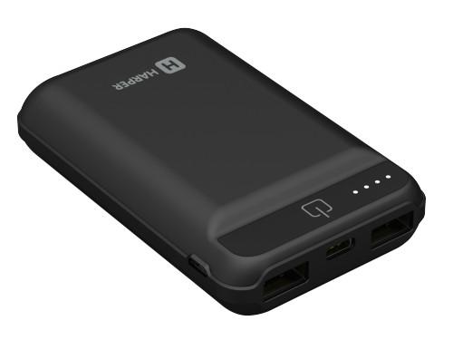 все цены на Внешний аккумулятор HARPER PB-2612 black
