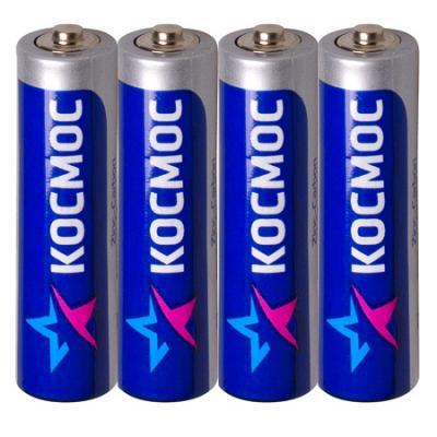 Батарейка КОСМОС KOCR6 S R6S (уп.4шт.) батарейка космос kocr6 s r6s уп 4шт