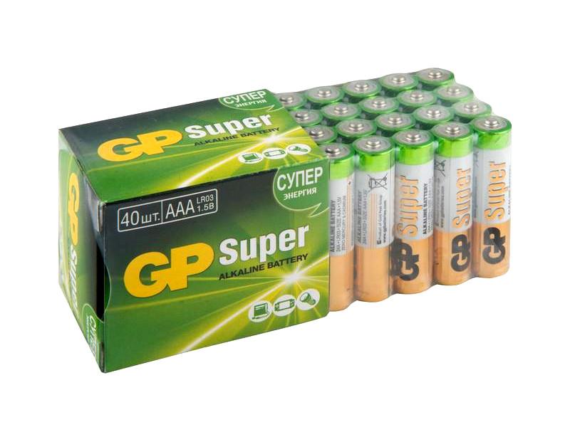 Батарея GP 24A-2CRVS40