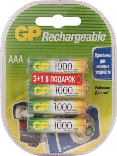Аккумулятор GP 100AAAHC3/1-2CR4 40/400