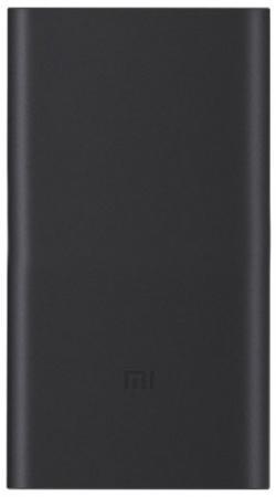 Внешний аккумулятор Xiaomi Mi Power Bank 2 10000 мА·ч Black внешний аккумулятор samsung eb pg930bbrgru 5100mah черный