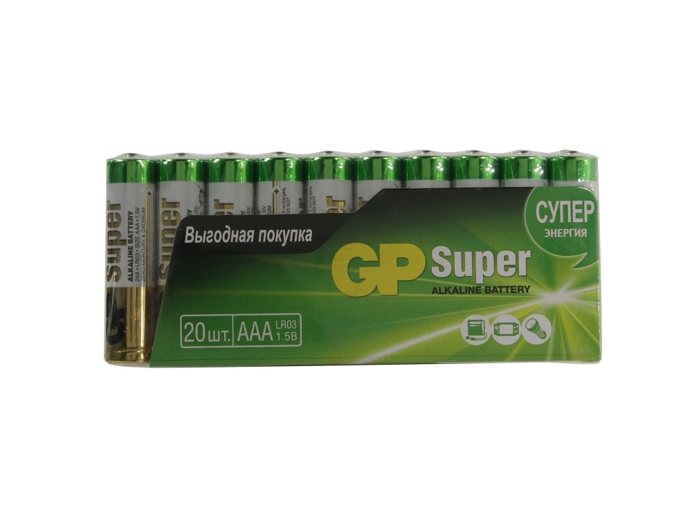 все цены на Батарея GP 24A-2CRVS20 онлайн