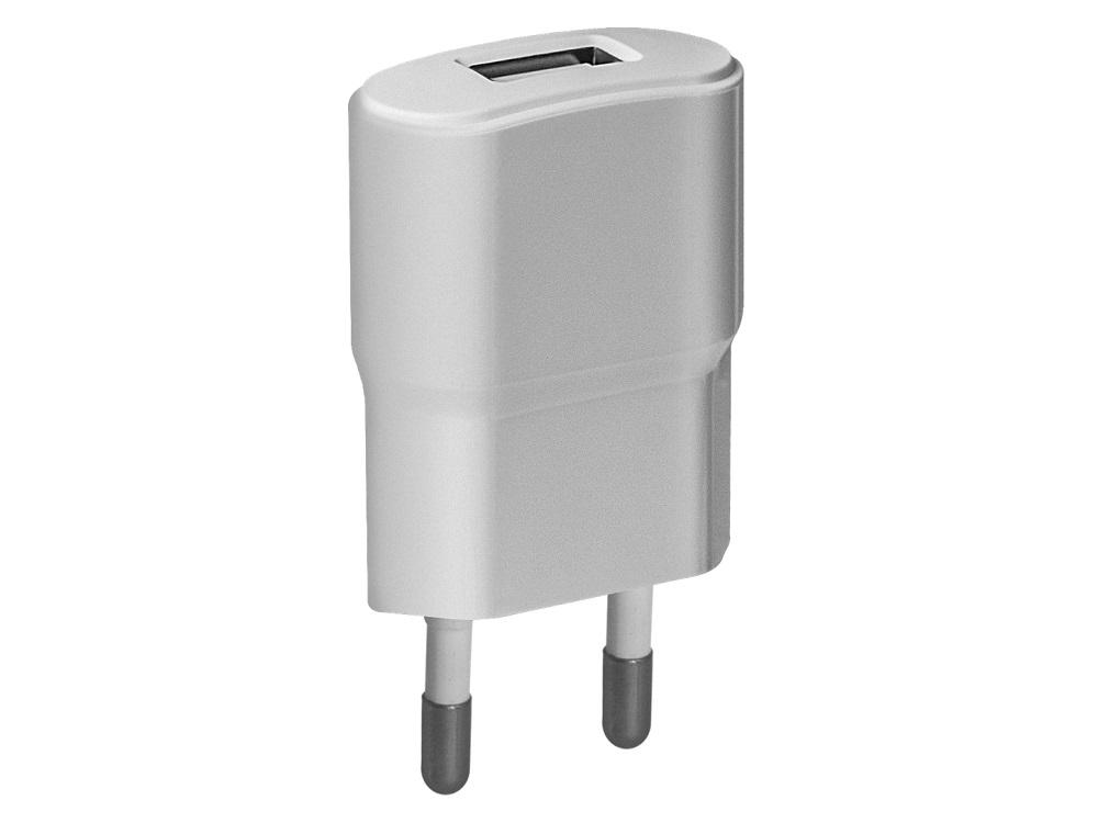 Сетевое зарядное устройство Defender UPA-10 1 порт USB, 5V / 1А зарядное устройство activ 5v 2 0a 39503