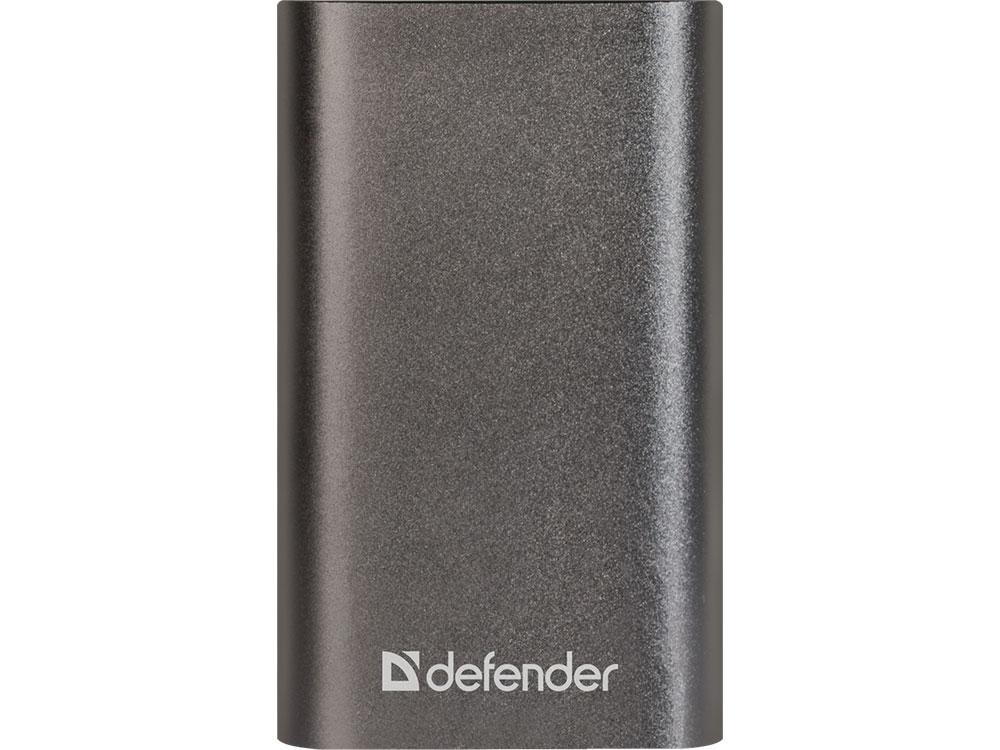 Defender Внешний аккумулятор Lavita 4000B 1 USB, 4000 mAh, 2.1A (83614) аккумулятор nobby practic 011 001 4000 mah usb 1 2а white 09275