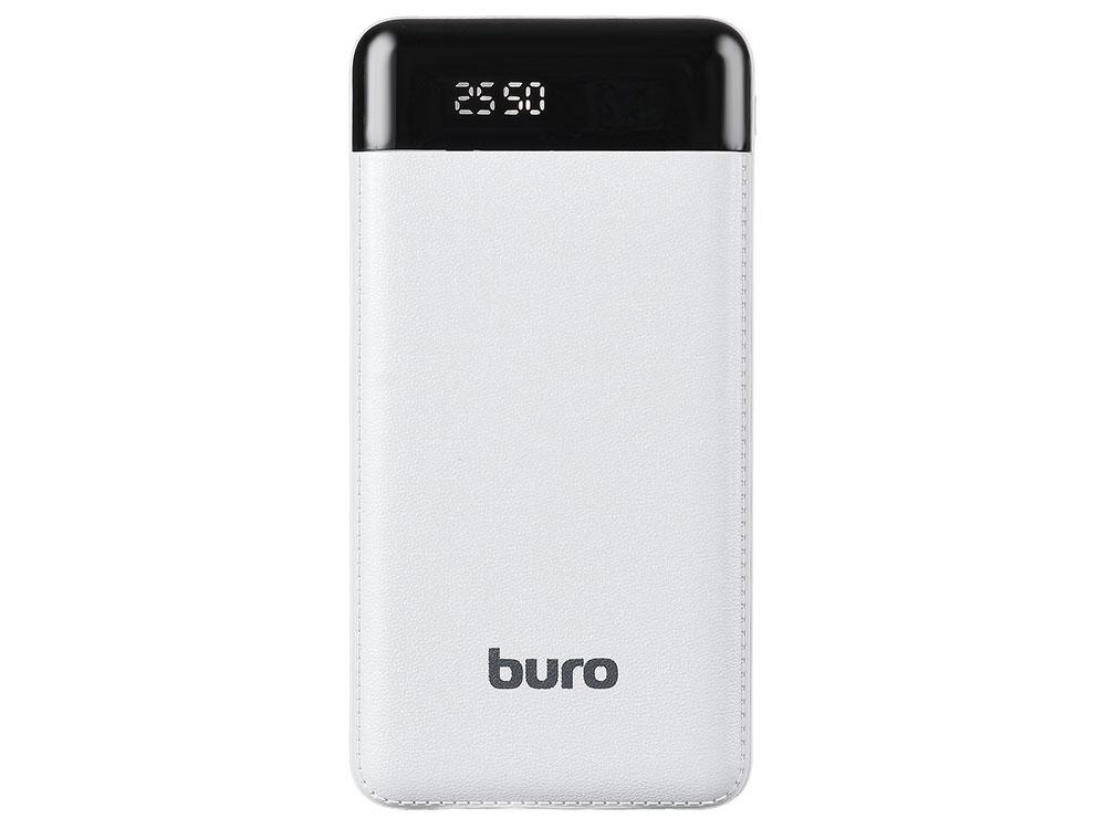 Мобильный аккумулятор Buro RC-21000-WT Li-Ion 21000mAh 2.1A белый 2xUSB qumo lightning usb mfi rose gold кабель 1 м