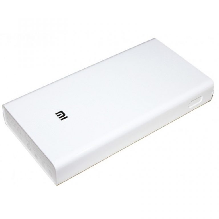 Внешний аккумулятор Xiaomi Mi Power Bank 2C 20000 мА·ч White (PLM06ZM) аккумулятор yoobao sunrise power bank 7800 mah yb 633 white
